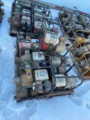 Pallet of (5) Asst. Pumps for Parts or Repair