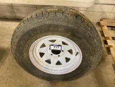 Trailer Tire - 225/75R15
