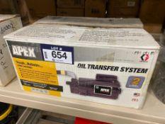 APEX Oil Transfer Pump, 12V