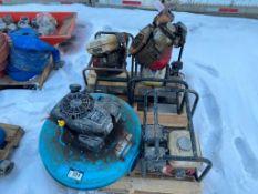 Lot of Asst. Pumps for Parts or Repair