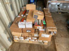 Pallet of Asst. Door Hardware, Door Parts, etc.