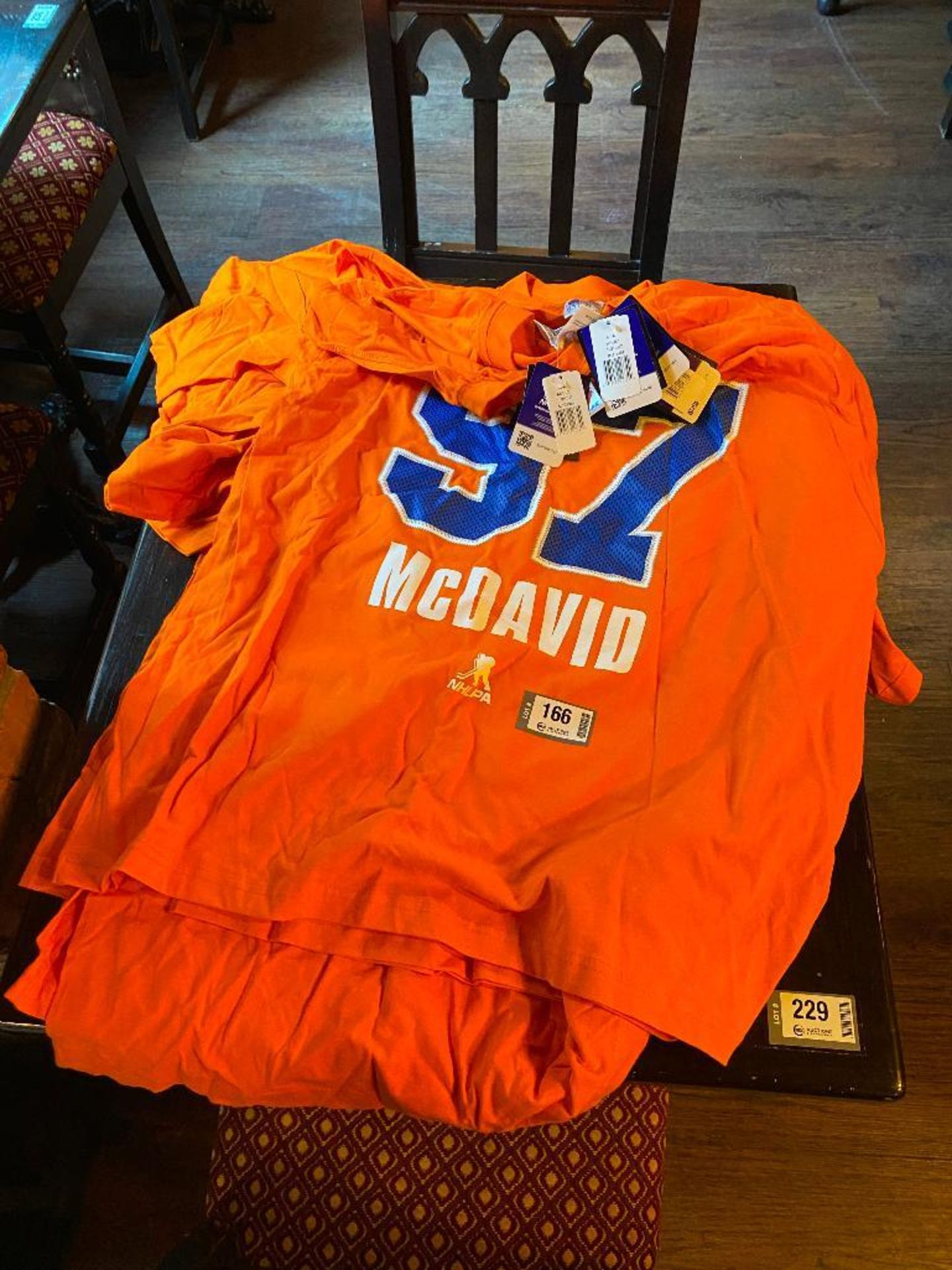LOT OF (6) CONNOR McDAVID OILER T-SHIRTS - Image 2 of 2