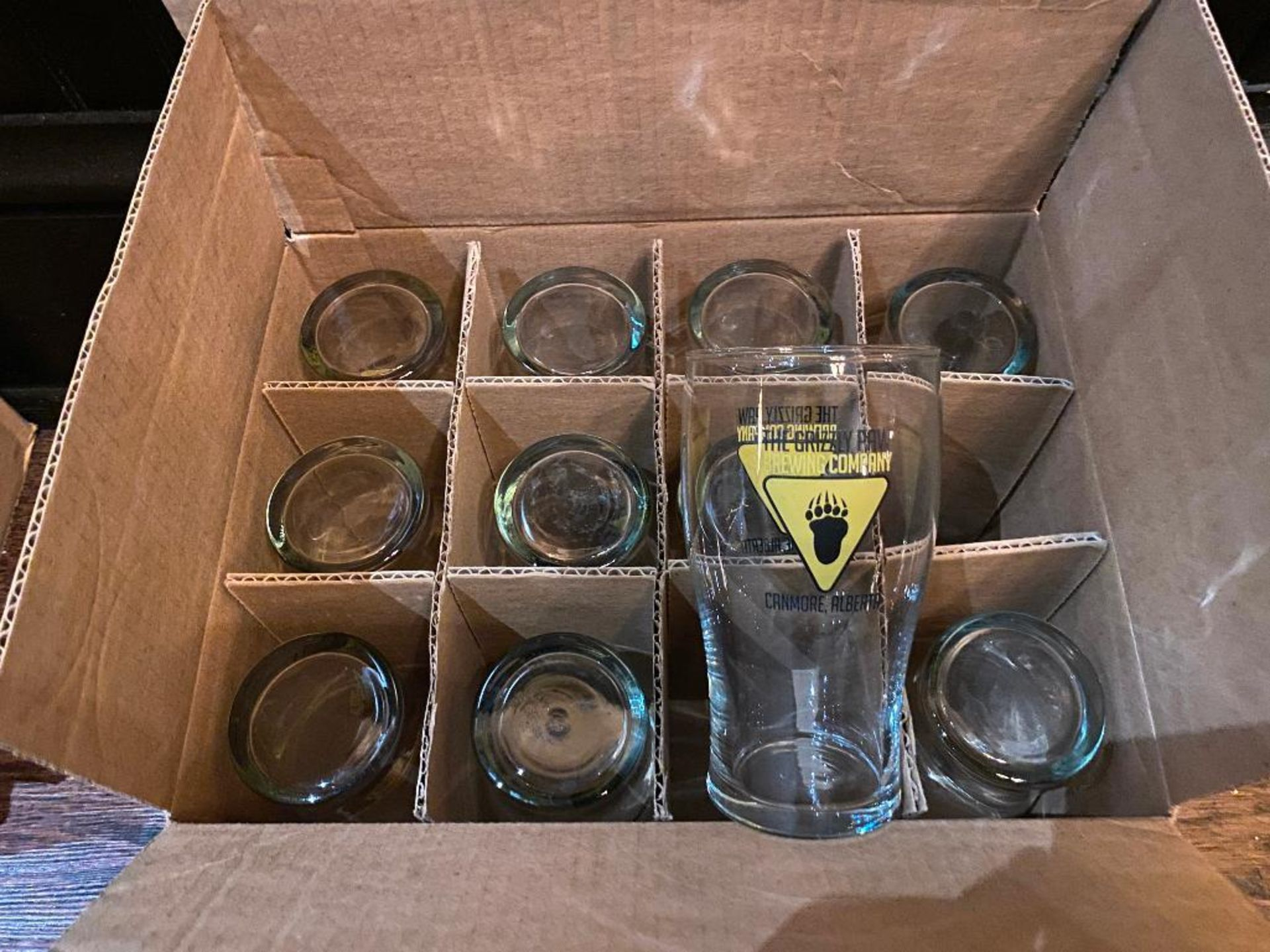 LOT OF (5) BOXES OF ASSORTED BRANDED GLASSES - Image 6 of 6