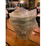 LOT OF CORONA EXTRA BRANDED METAL PAILS