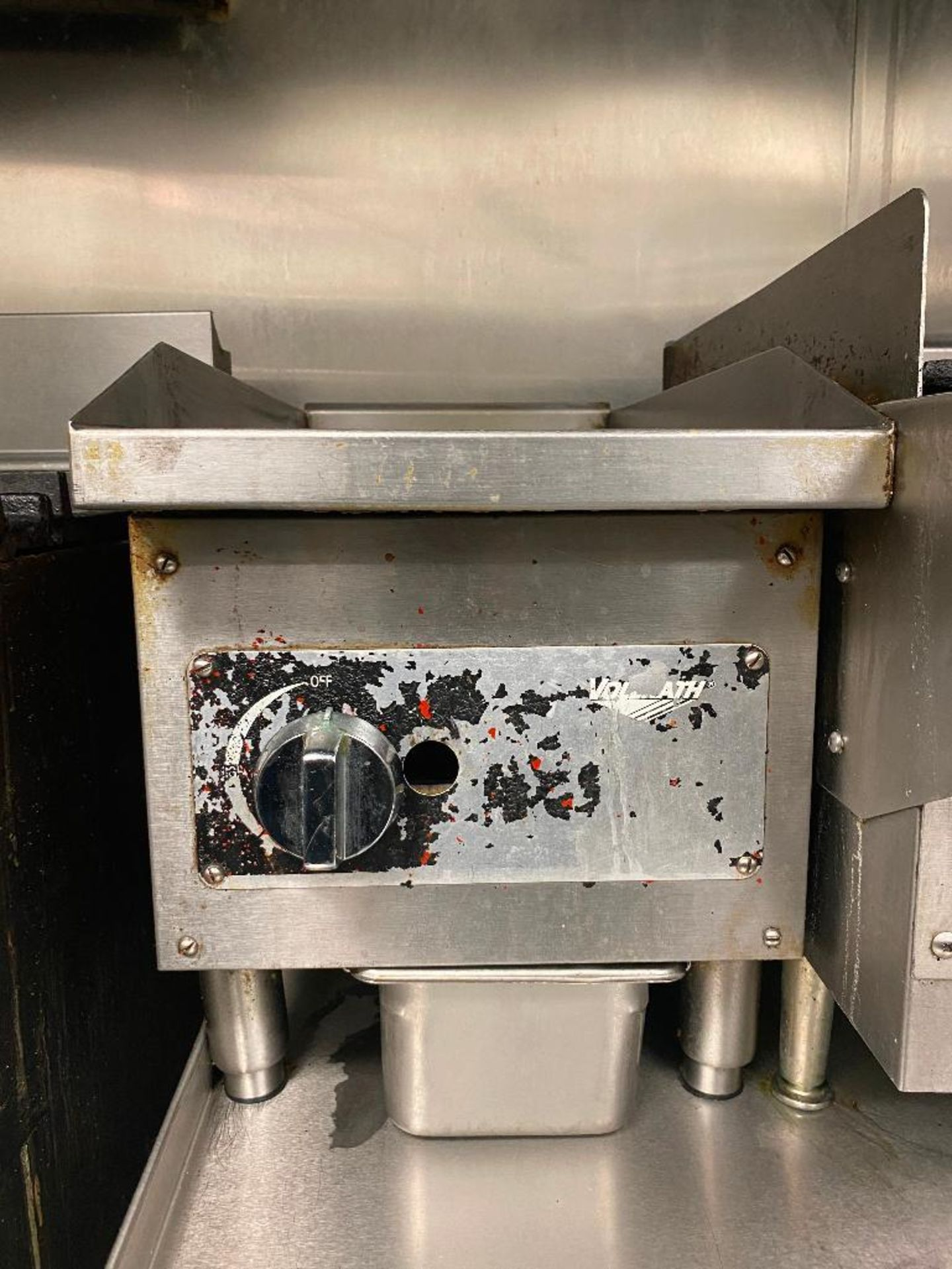 """VOLLRATH 12"""" COUNTERTOP FLAT TOP - NOTE: REQUIRES DISCONNECT, PLEASE INSPECT - Image 3 of 3"""