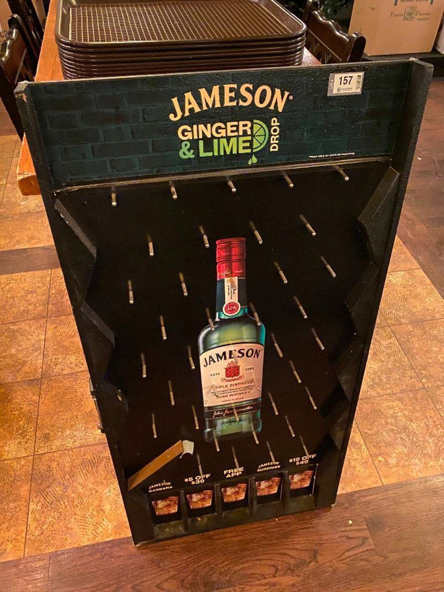 "JAMESON GINGER & LIME DROP PLINKO STYLE BOARD - 24"" X 48"""