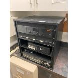 SERVER RACK WITH 9000 M2 SERIES & MORE