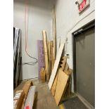 Lot of Asst. Wood including 2X6, 2X4, Plywood, OSB, etc.