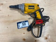 Dewalt DW268 VSR Versa Clutch Screwdriver