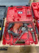 Hilti TE-7 Rotary Hammer Drill
