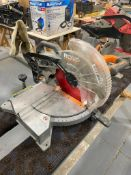 Ridgid R41221 12-Inch Dual Bevel Mitre Saw with Laser