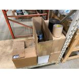 Lot of (5) Boxes of Asst. Self-Adhesive Membrane