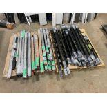 Lot of (2) Pallets of Asst. Aluminum Cap, etc.