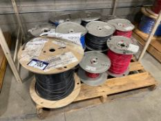 Pallet of Asst. 10AWG Electrical Wire
