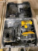 DeWalt Cordless Drill w/ Battery, Charger and Case