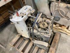 AX33/4L450 Gas/Diesel Floor Saw