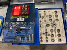 Lot of Asst. Tap and Die Sets