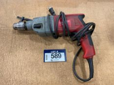 "Milwaukee HD 1/2"" Electric Hammer Drill"