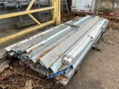 Lot of Asst. Metal Flashing, etc. (Located at 14510 124th Ave NW Edmonton)