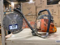 Partner K650 Cut-N-Break Gas Saw