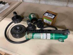 Greenlee Hydraulic Hand Pump