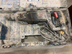 Bosch BullDog Extreme Hammer Drill w/ Case