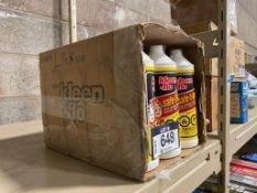 Case of Kleen-Flo Airbrake Antifreeze
