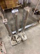 Lot of (3) Asst. Core Drill Stands, etc.