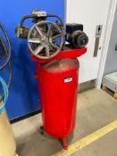 Husky Pro VH631400AJ Air Compressor, 3.2HP, 1HP