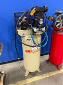 Ingersoll-Rand SS-5 Single Stage Air Compressor, 60Gal. 5.0HP, 1PH