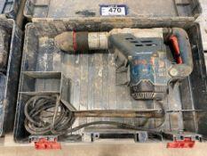 Bosch B64 Electric Hammer Drill w/ Case