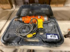 Weka DK 1203 Core Drill w/ Case
