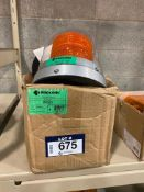 Procore Amber Safety Beacon