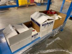 Lot of Asst. Shipping Supplies including Packing Slips, Stickers, etc.