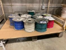 Pallet of Asst. 14AWG Electrical Wire