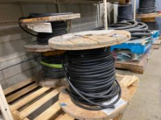 Pallet of Asst. Electrical Wire