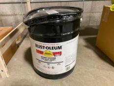 Rustoleum Enamel Paint - Navy Gray