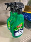Lot of (3) Turtle Wax Foaming Wheel Cleaner
