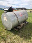 500 Gallon Fuel Tank- NOTE: NO STAND.