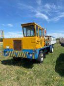 Pump Truck w/Gardner Denver 4x5 Pump. NOTE: NO ENGINE
