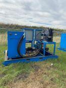 Kudu Industries 5152120 Hydraulic 480V 167Amp 60Hz 3PH Power Skid.