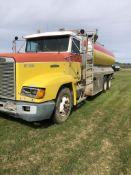 1991 Freightliner Tandem Axle Fuel Truck. VIN 2PUYDSEB1MV399462.