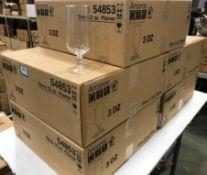 12OZ/355ML SIENA PILSNER GLASSES, ARCOROC 54853 - 5 CASES - NEW