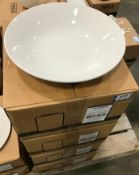 """4 CASES OF DUDSON CLASSIC CHEF'S BOWL 12.5"""" - 3/CASE, MADE IN ENGLAND"""