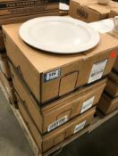 """3 CASES OF DUDSON CLASSIC PLATE 12"""" - 12/CASE, MADE IN ENGLAND"""