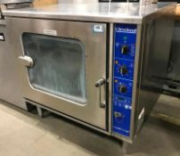 CLEVELAND COMBI CRAFT COMMERCIAL CONVECTION-STEAM OVEN - MODEL ME 106X