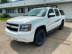 2007 Chevrolet Suburban LTZ 4X4, VIN #: 1GNFK16337J242773