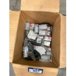 Box of Approx. (20) Asst. Annular Cutters, Wire Wheels, etc.