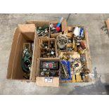 Pallet of Asst. Oxy/ Acetylene Parts including Gauges, Torches, etc.