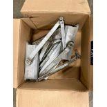 Box of Asst. Commercial Door Hardware